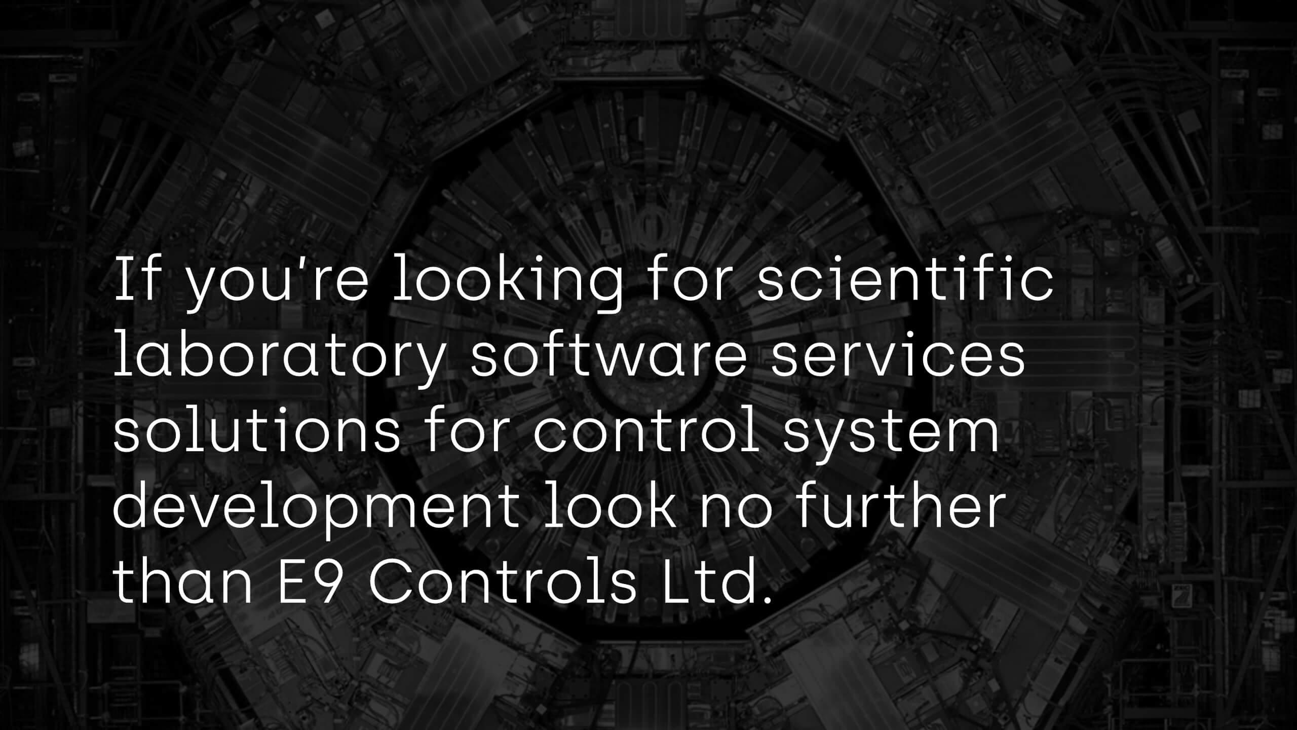 E9 Controls - Branding & Web Development