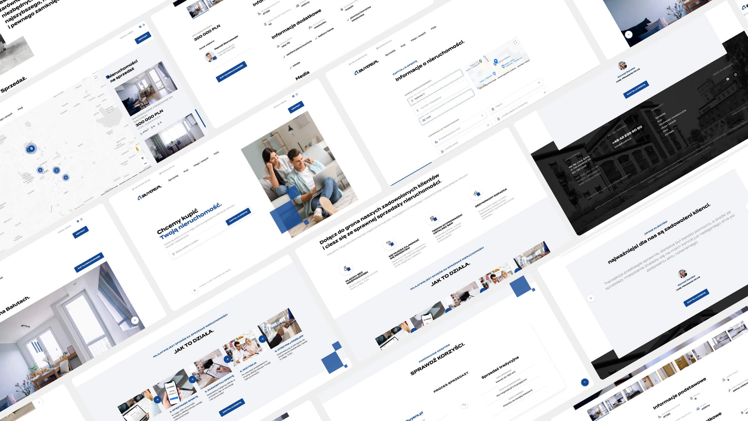 ibuyers.pl - aplikacja internetowa