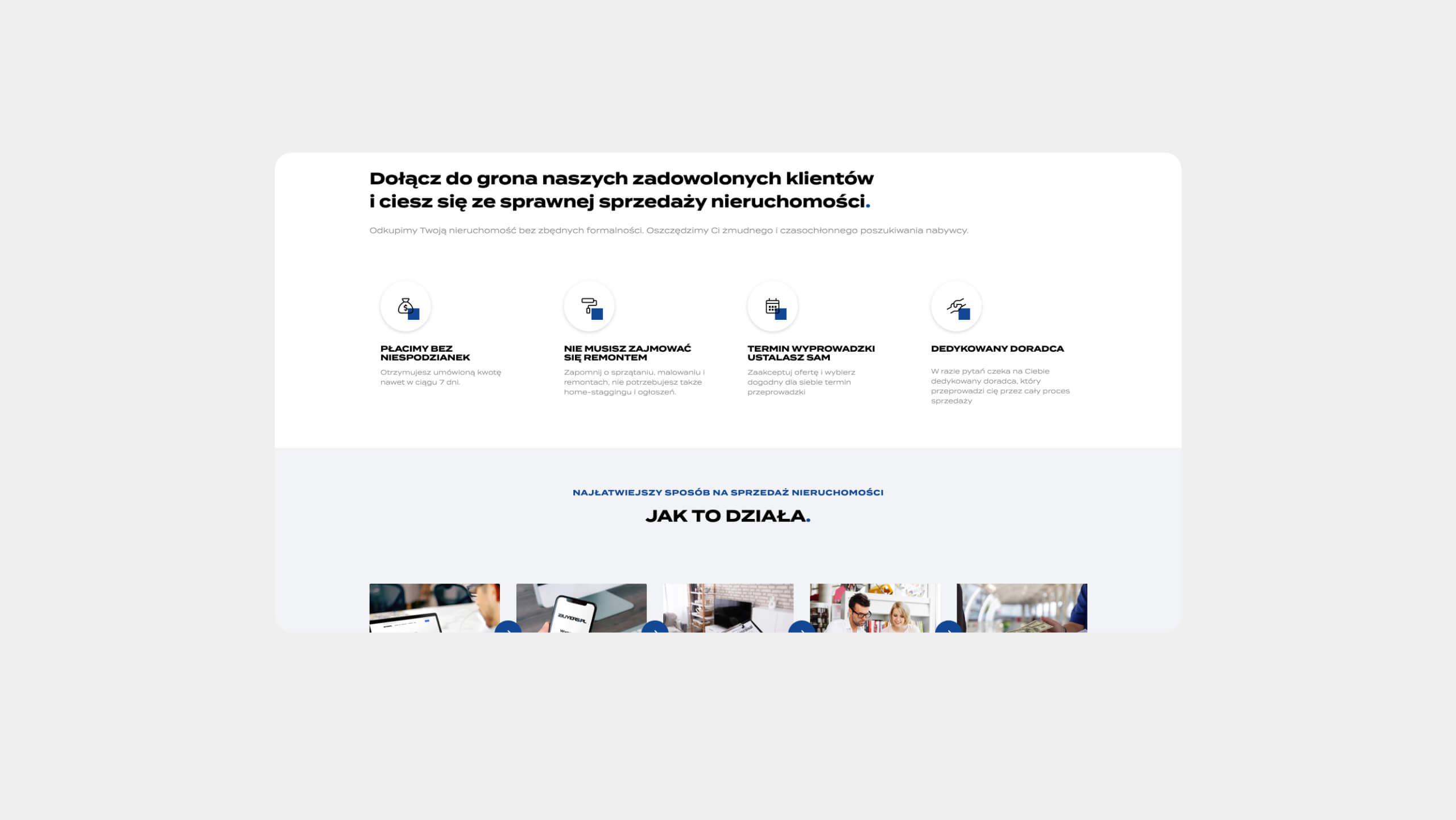 ibuyers.pl - aplikacja www
