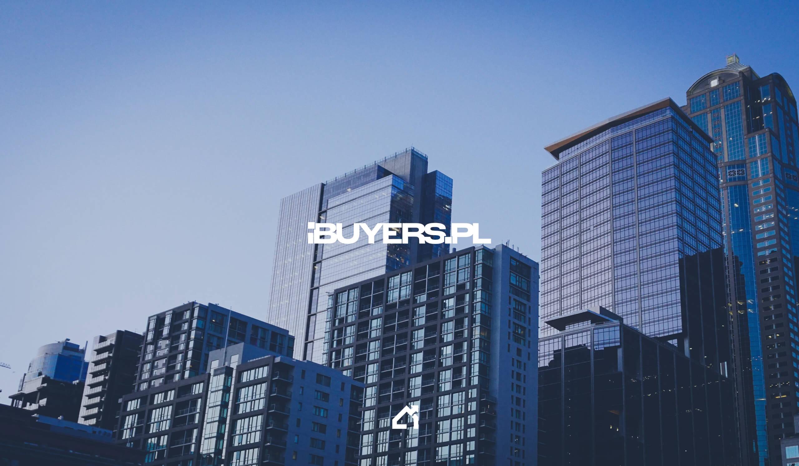 ibuyers.pl - Branding & Web App Development