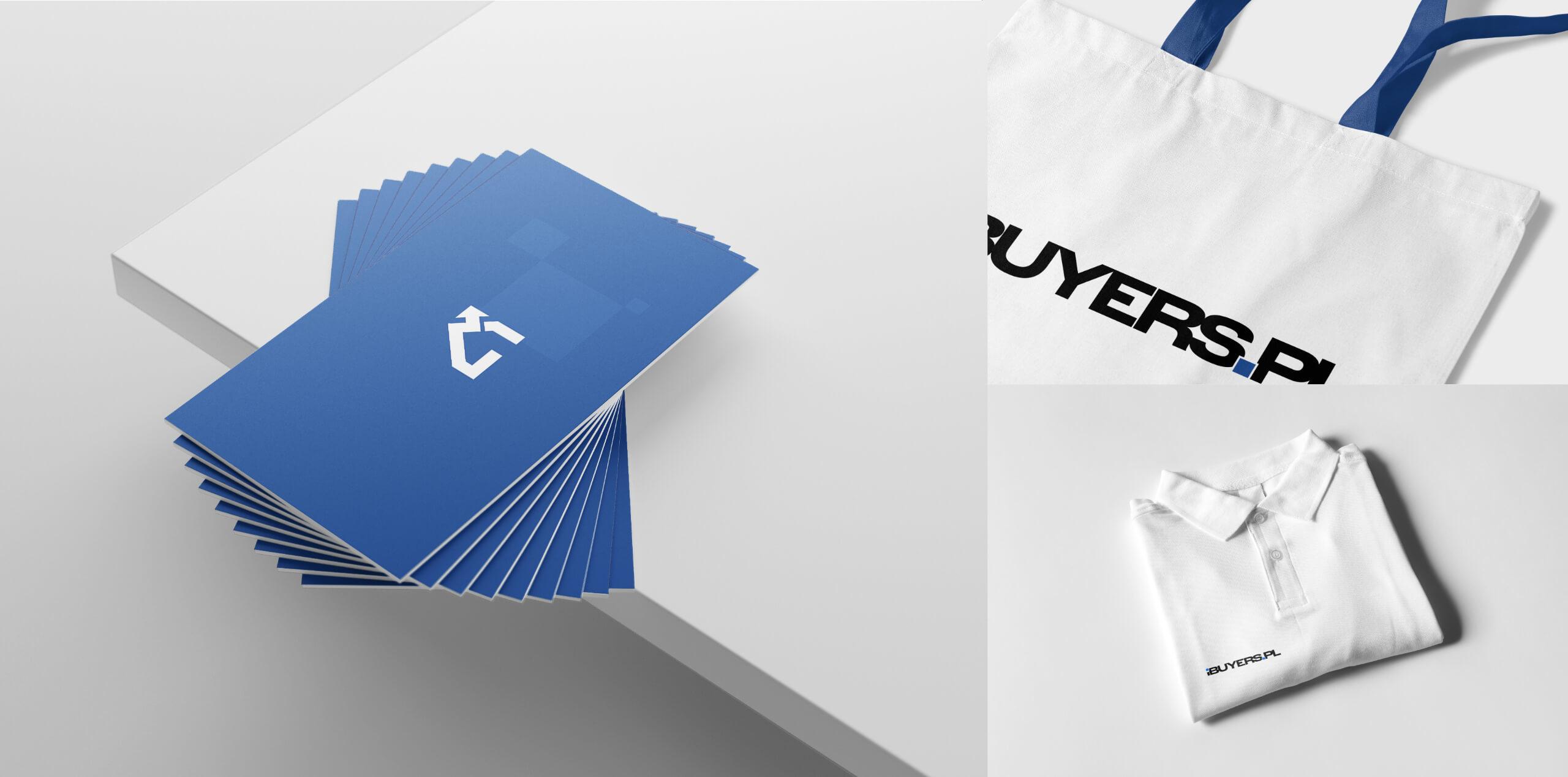 ibuyers.pl - identyfikacja wizualna